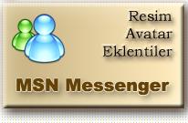 MSN Messenger, Resimler, Avatarlar ve Eklentiler