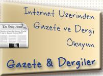 Internet Üzerinden Bedava Gazete ve Dergi Okuyun